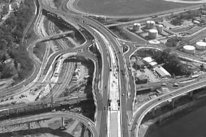 petlja Radnička most na Adi ovo
