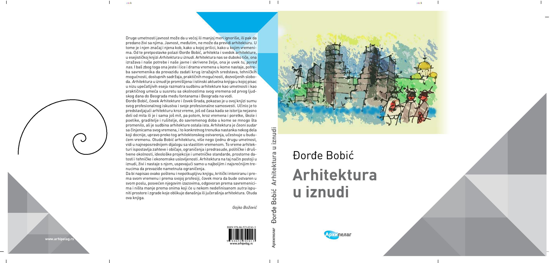 ARHITEKTURA U IZNUDI izdavač ARHIPELAG